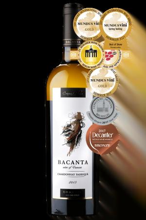Bacanta Chardonnay 2015