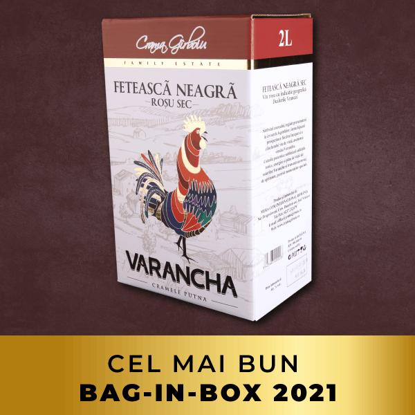 varancha feteasca neagra 2l bag-in-box patrat