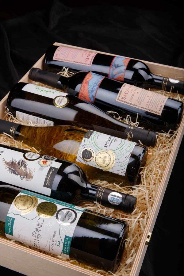 Cutie vinuri de Colectie