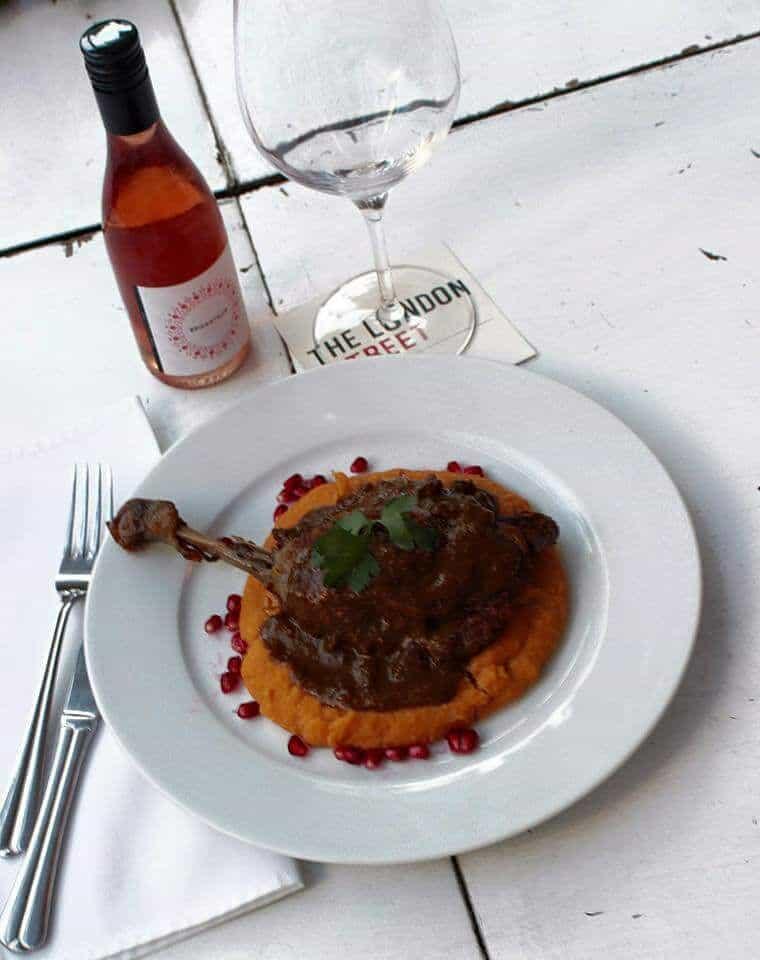 vinul rosé - asociere culinara